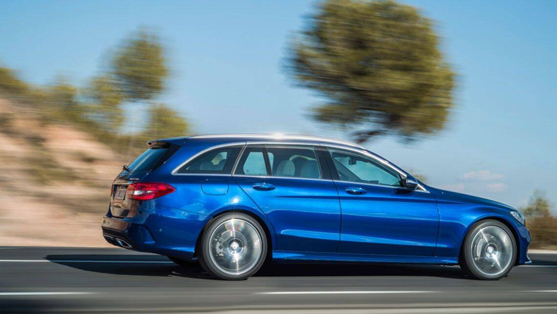 2015 mercedes benz c class wagon review first drive for Mercedes benz wagons
