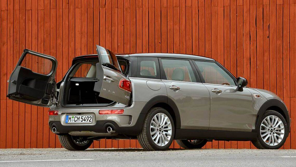 2015 mini clubman new car sales price car news carsguide. Black Bedroom Furniture Sets. Home Design Ideas