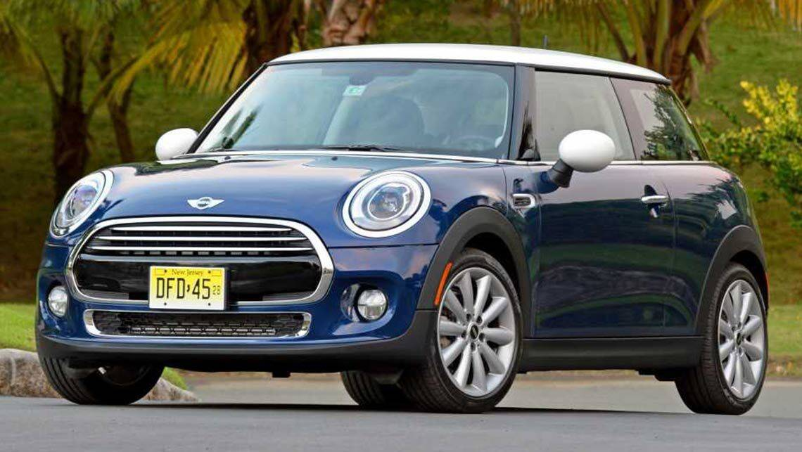 Cool 2014 Mini Cooper Review  CarsGuide