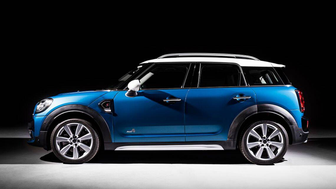 2017 mini countryman suv detailed car news carsguide. Black Bedroom Furniture Sets. Home Design Ideas