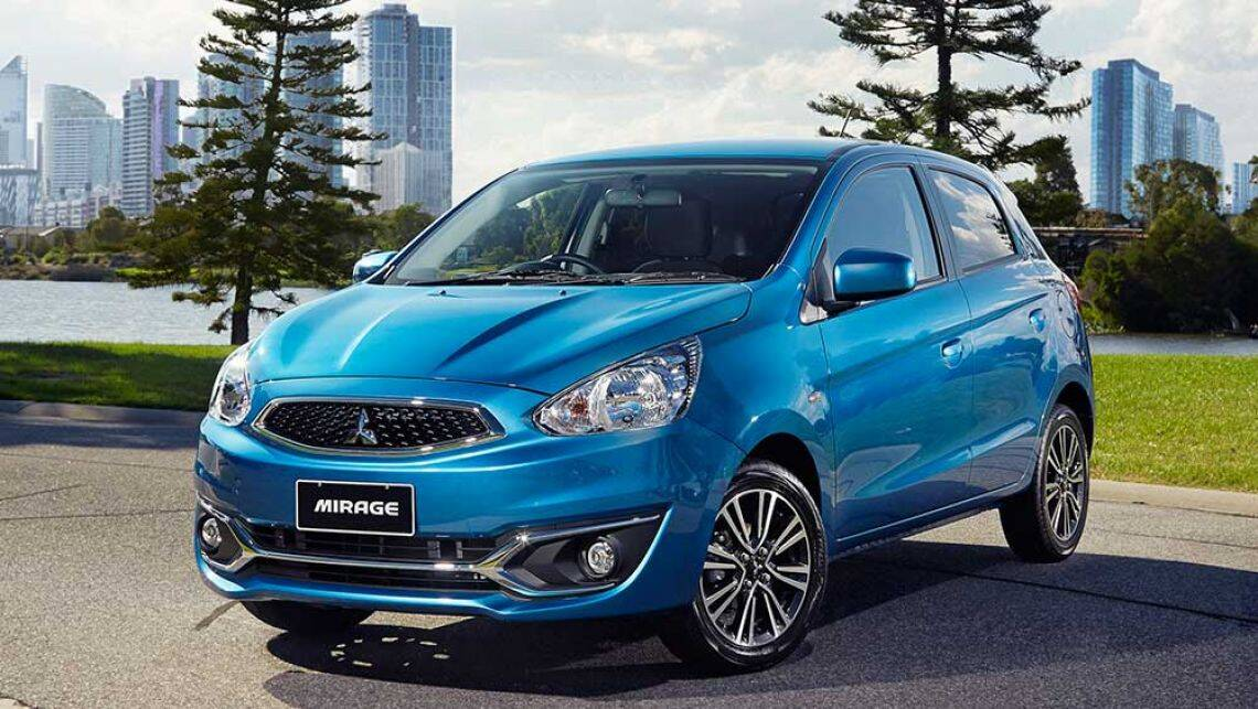 2016 mitsubishi mirage es review road test carsguide. Black Bedroom Furniture Sets. Home Design Ideas