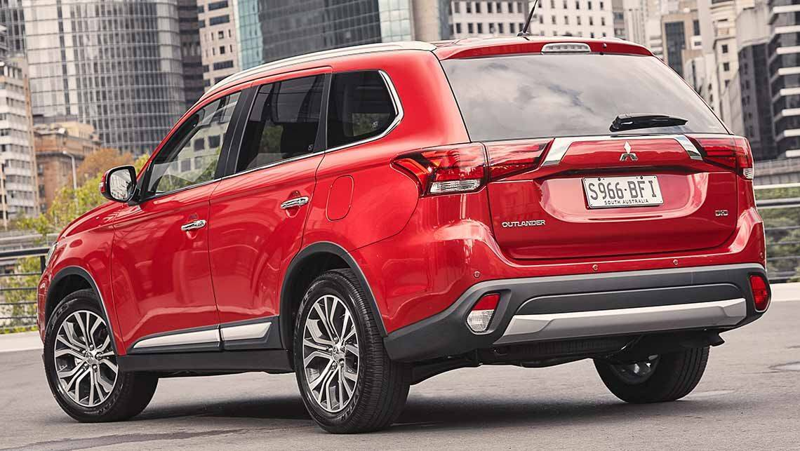 2015 Mitsubishi Outlander review | first drive | CarsGuide