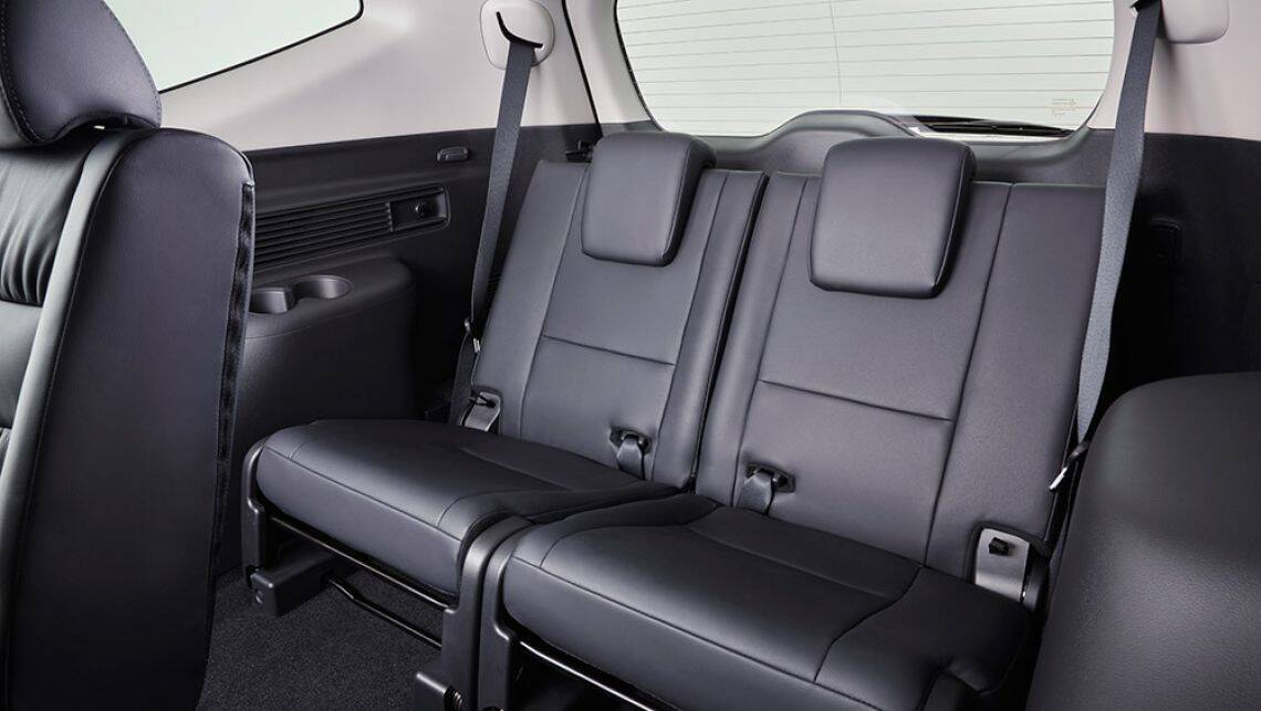 List 7 Seater Cars >> Mitsubishi Pajero Sport gets seven seats- Car News | CarsGuide