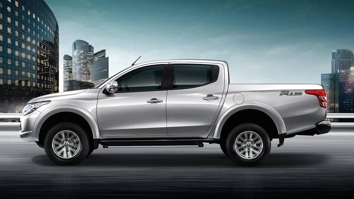 2015 Mitsubishi Triton revealed - Car News | CarsGuide