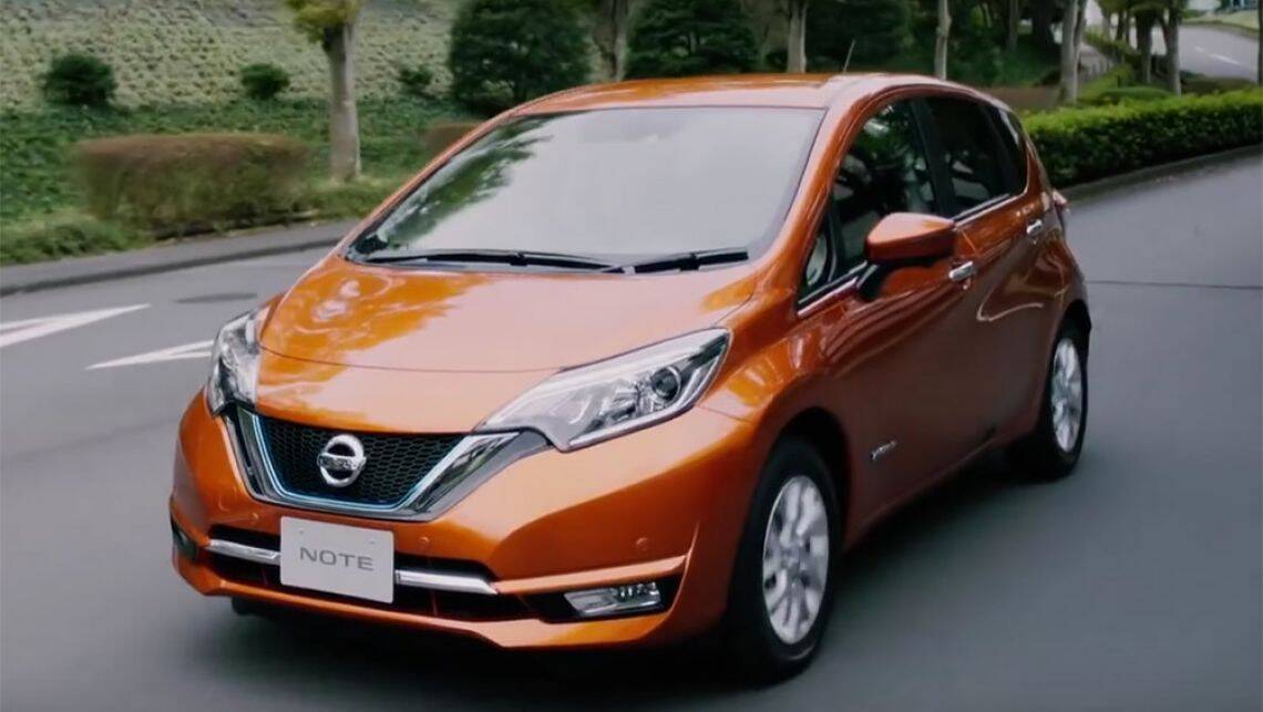 Electric Nissan Note gets new range-extender tech