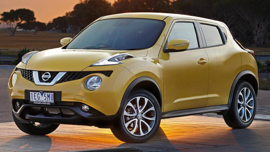 2015 nissan juke ti s review road test carsguide. Black Bedroom Furniture Sets. Home Design Ideas
