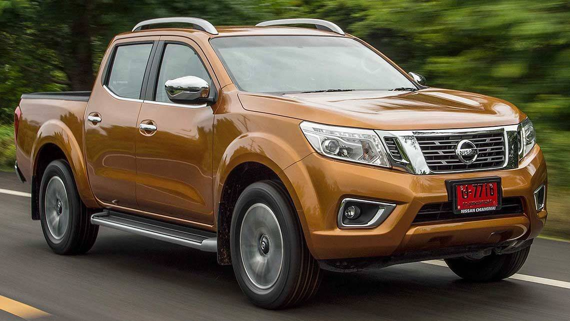2015 nissan navara review first drive