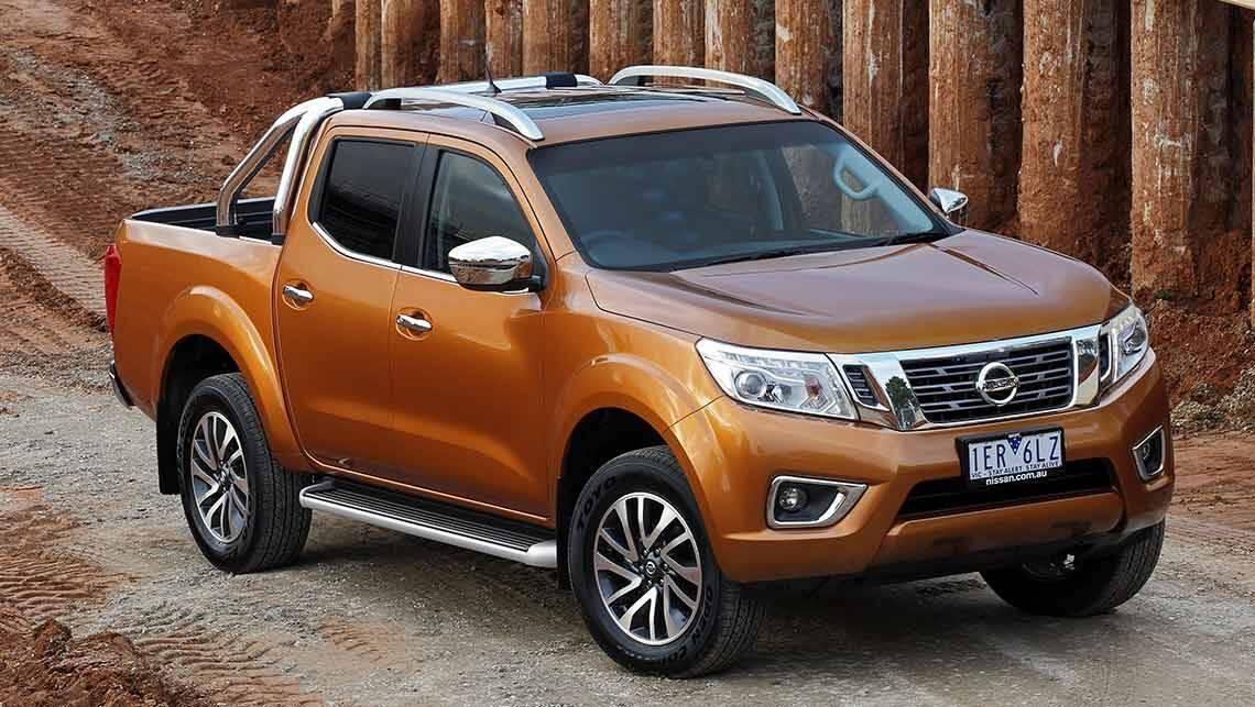 Beautiful 2015 NP300 Nissan Navara Review  CarsGuide