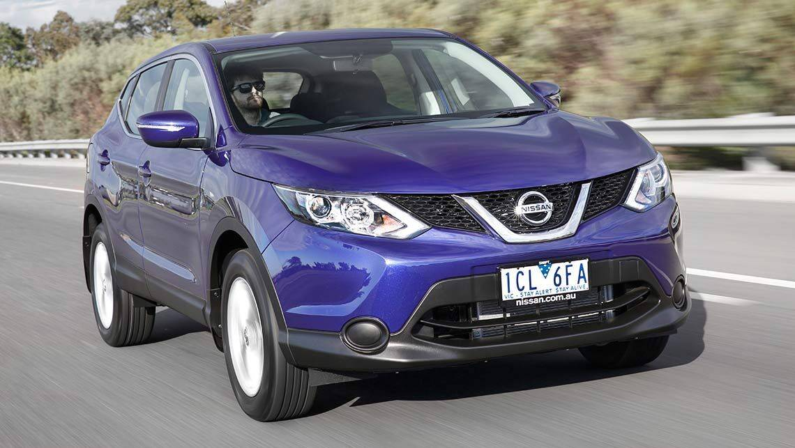 2014 nissan qashqai st review carsguide. Black Bedroom Furniture Sets. Home Design Ideas