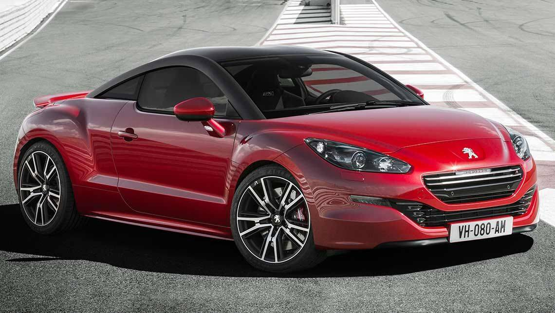 peugeot rcz r review 2014 carsguide. Black Bedroom Furniture Sets. Home Design Ideas