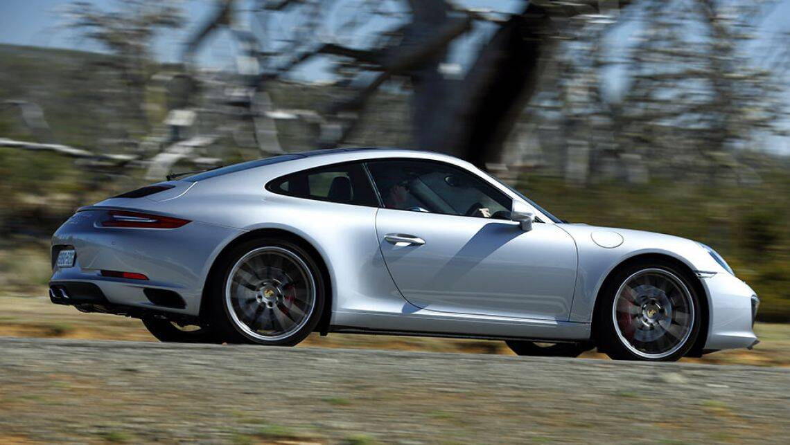 porsche 911 carrera s 2016 review road test carsguide. Black Bedroom Furniture Sets. Home Design Ideas