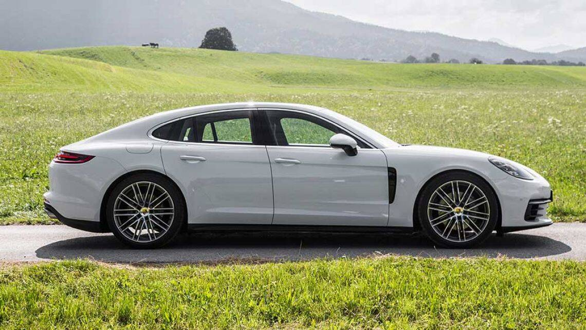 porsche panamera 2017 review first drive carsguide. Black Bedroom Furniture Sets. Home Design Ideas