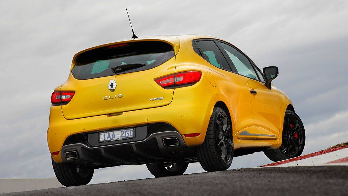 2015 renault clio rs review carsguide. Black Bedroom Furniture Sets. Home Design Ideas