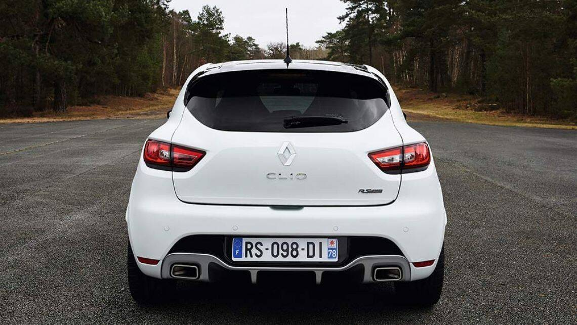2016 renault clio rs 220 edc trophy review road test carsguide. Black Bedroom Furniture Sets. Home Design Ideas