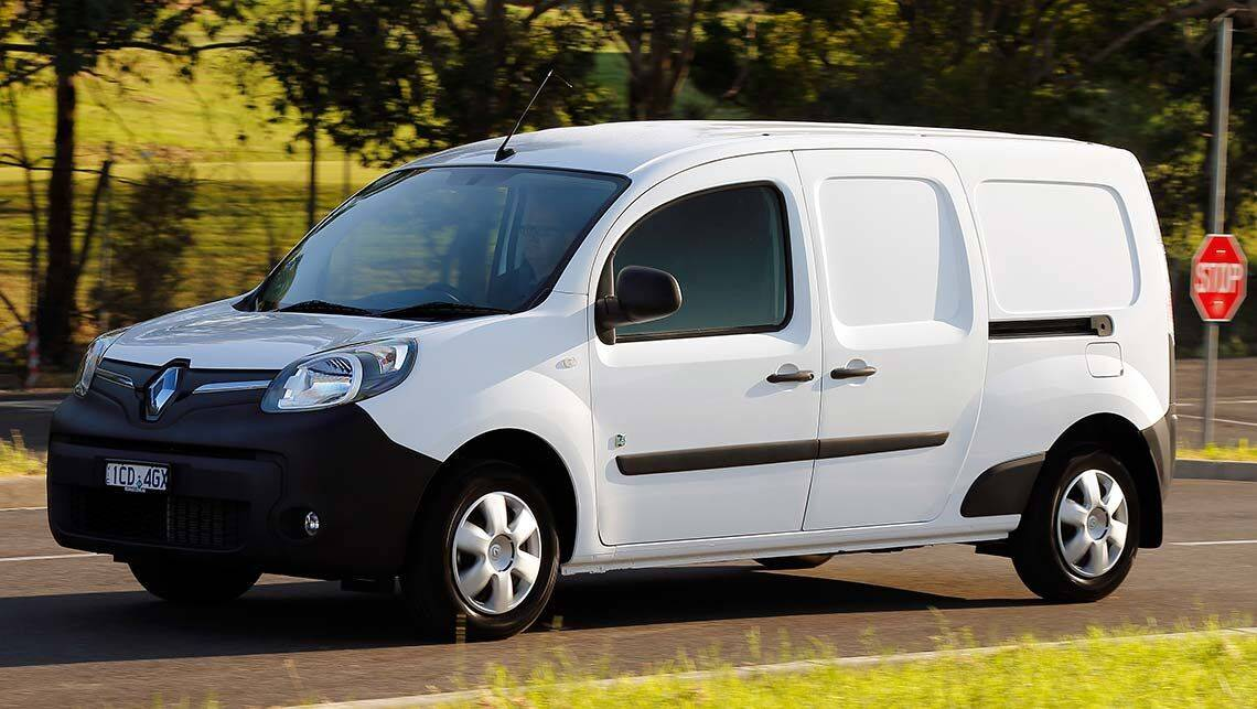 renault kangoo ze and twizy reviewed carsguide. Black Bedroom Furniture Sets. Home Design Ideas