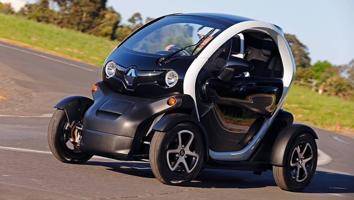 renault twizy review carsguide. Black Bedroom Furniture Sets. Home Design Ideas