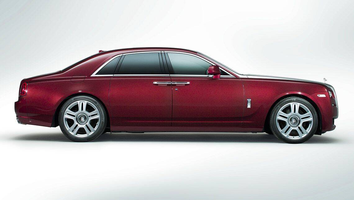 2015 rolls royce ghost review carsguide. Black Bedroom Furniture Sets. Home Design Ideas
