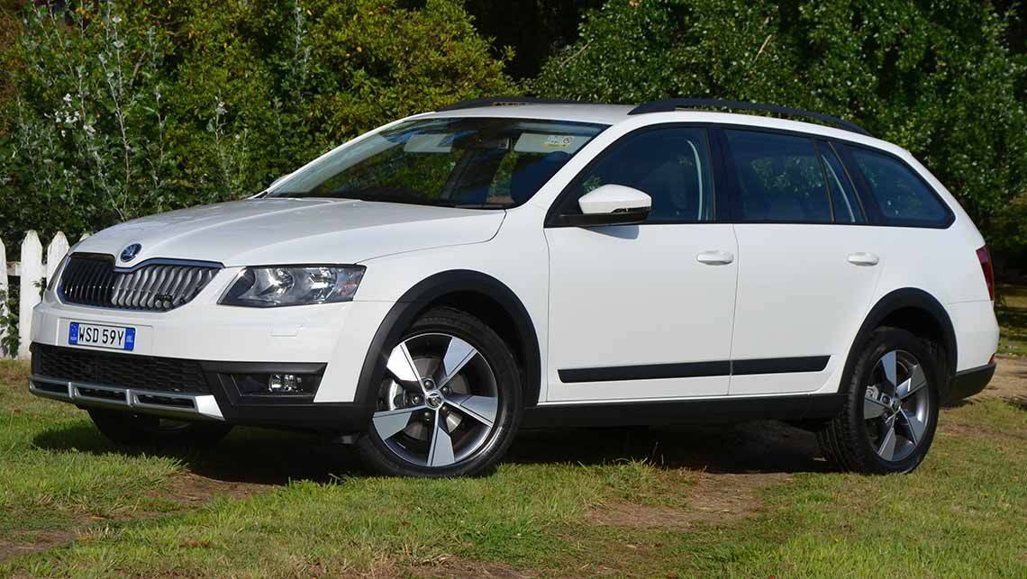 2015 Skoda Octavia Scout review | first drive | CarsGuide