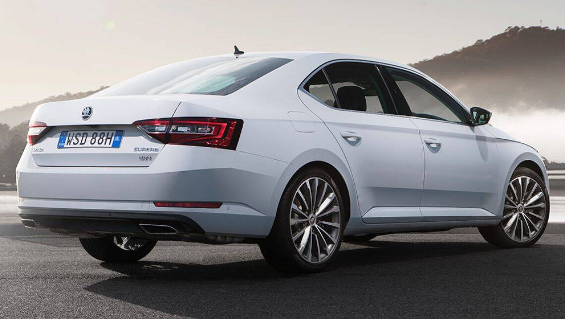 Skoda Superb Pictures Posters News And Videos On Your