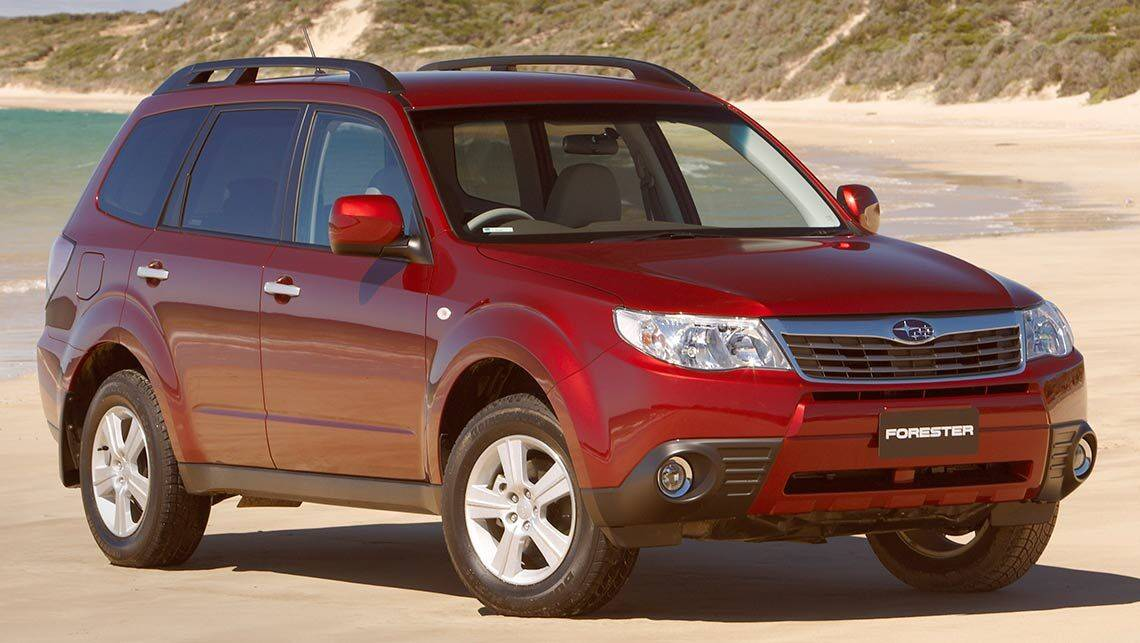 subaru forester used review 2008 2009 carsguide. Black Bedroom Furniture Sets. Home Design Ideas