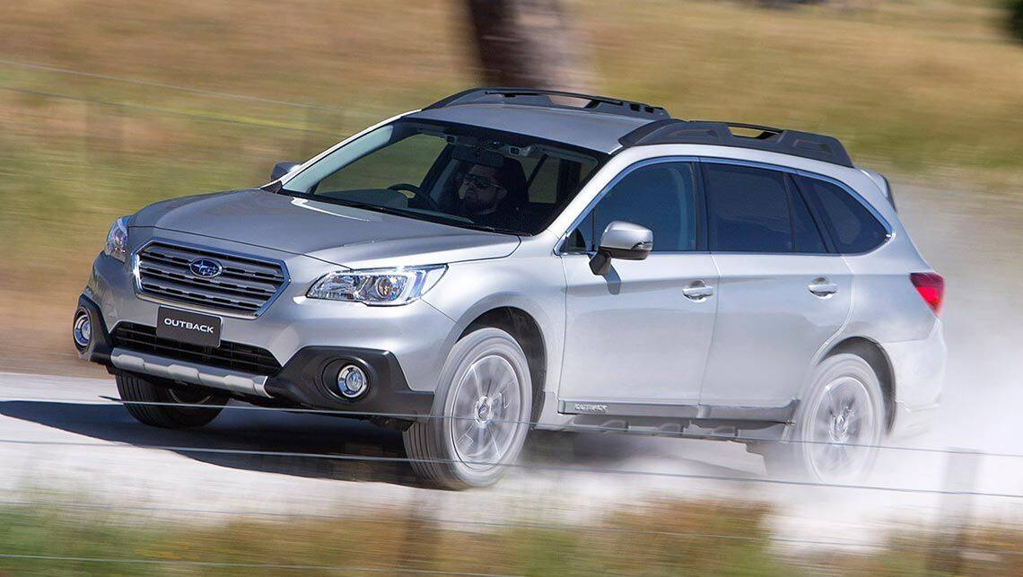 2015 subaru outback 2 0 diesel premium road test carsguide. Black Bedroom Furniture Sets. Home Design Ideas