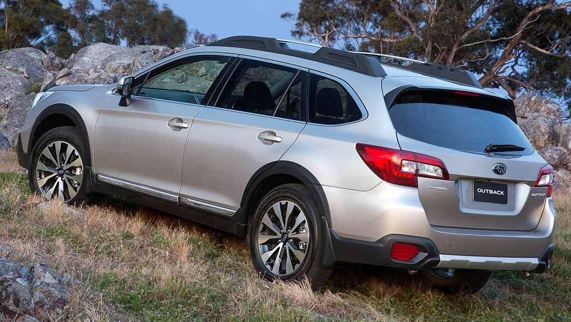 2016 Subaru Outback Changes
