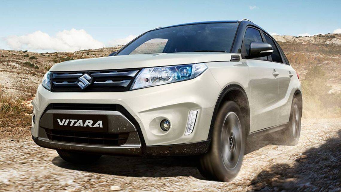 2015 suzuki vitara rt x review road test carsguide. Black Bedroom Furniture Sets. Home Design Ideas