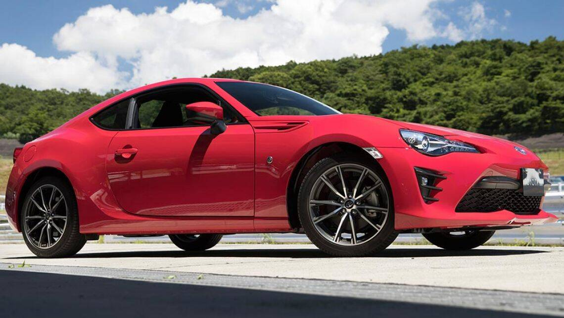 toyota 86 2016 track review first drive carsguide