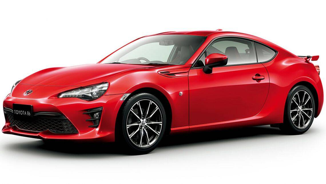 Toyota 86 facelift detailed ahead of late-2016 arrival ...