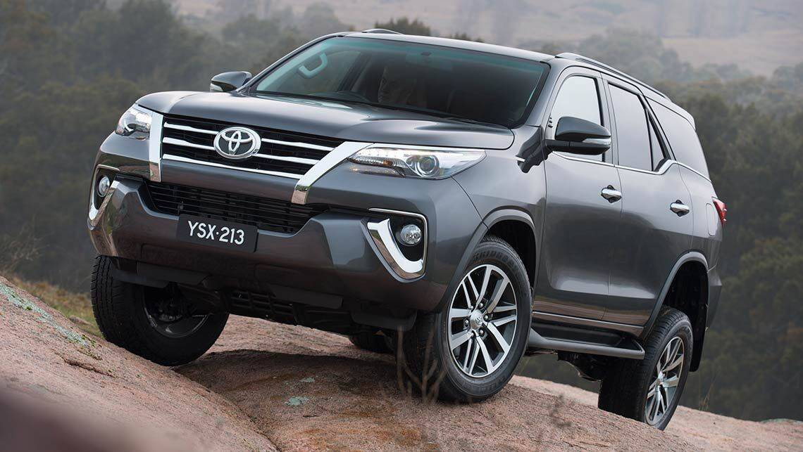 2015 Toyota Fortuner SUV revealed | video Car News | CarsGuide