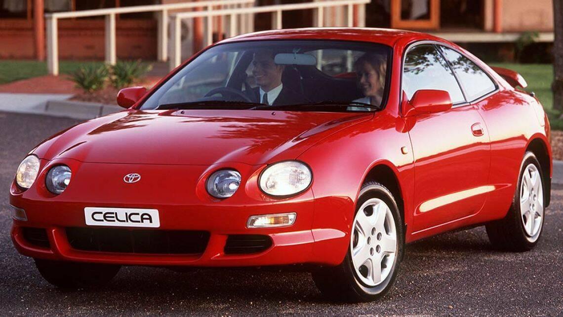 Car Celica Review