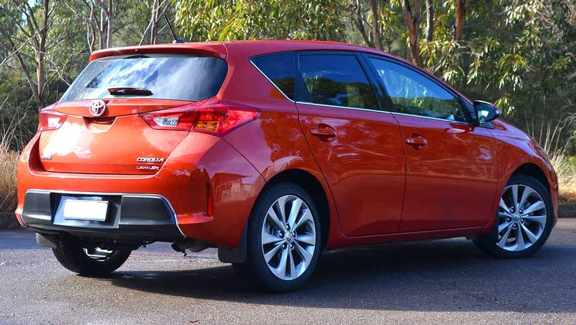 2015 toyota corolla review levin zr hatch video carsguide