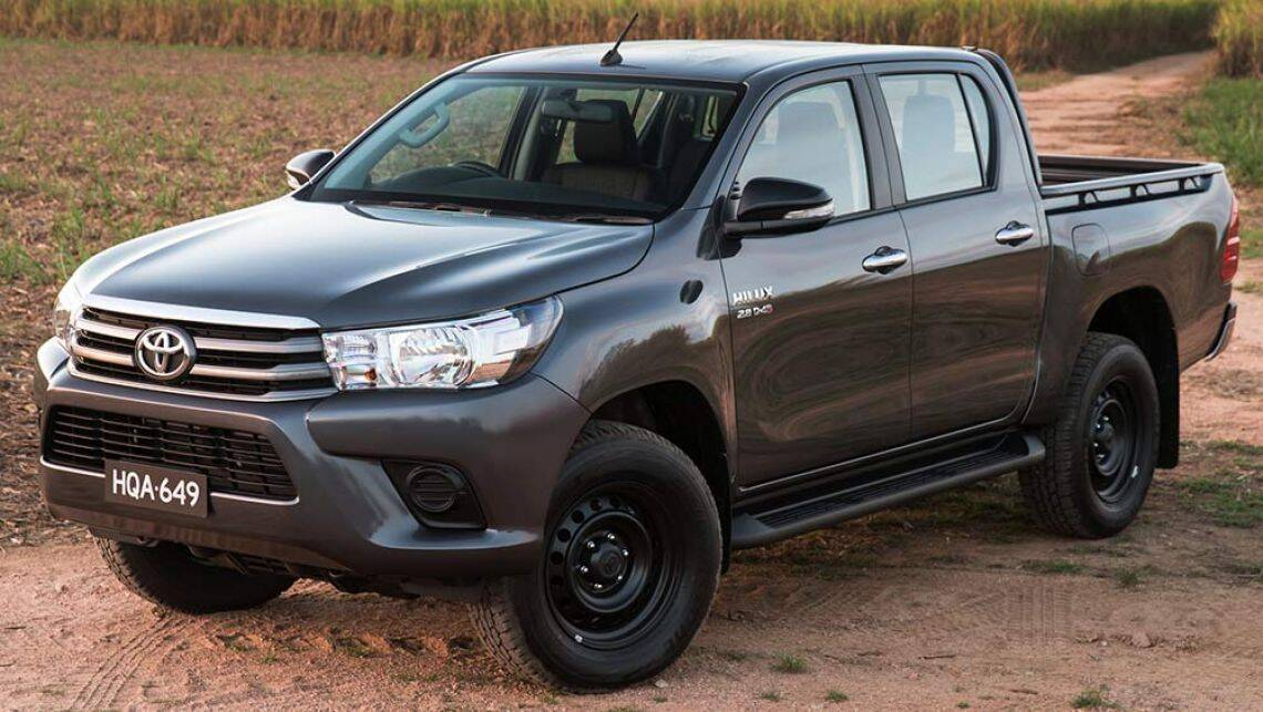 2015 toyota hilux review first drive carsguide. Black Bedroom Furniture Sets. Home Design Ideas