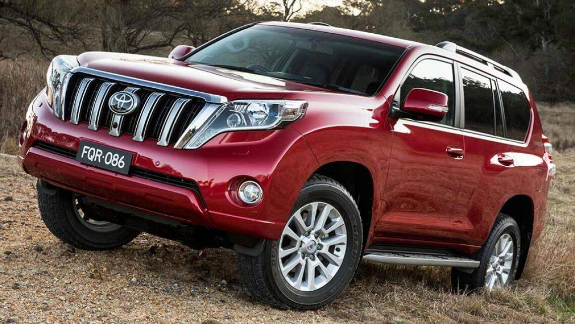 2015 Toyota LandCruiser Prado Kakadu review | road test | CarsGuide