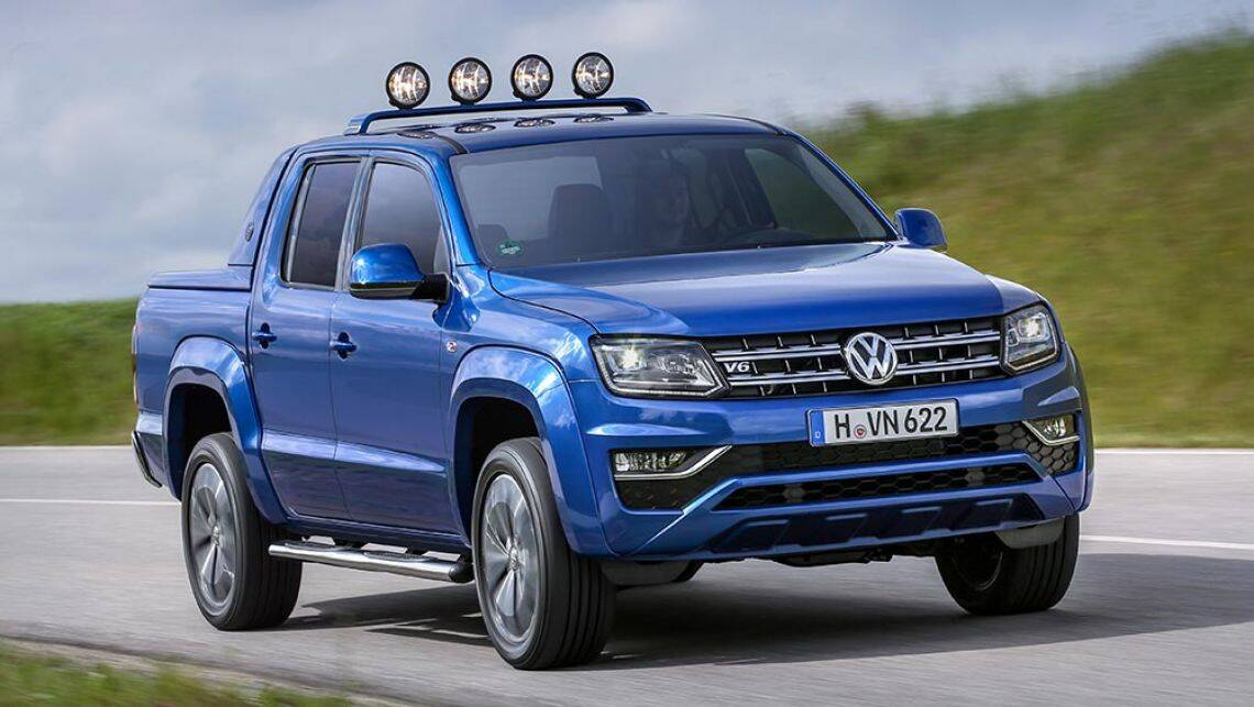 2016 volkswagen amarok 3 0 tdi v6 aventura review first drive carsguide. Black Bedroom Furniture Sets. Home Design Ideas