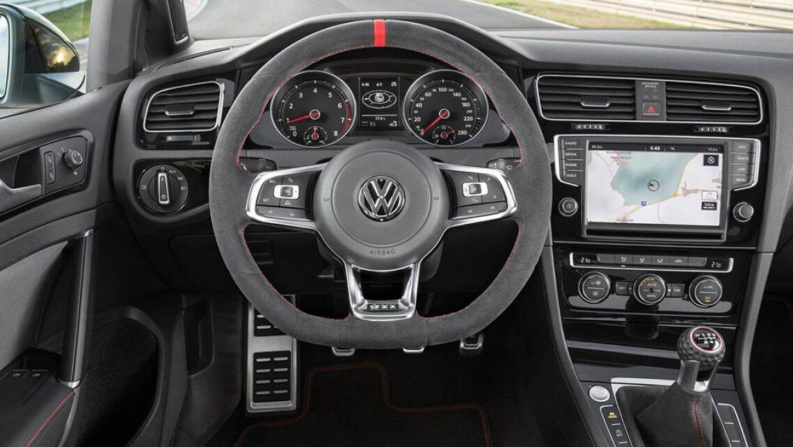 manual  dsg confirmed   volkswagen golf gti  years edition car news carsguide