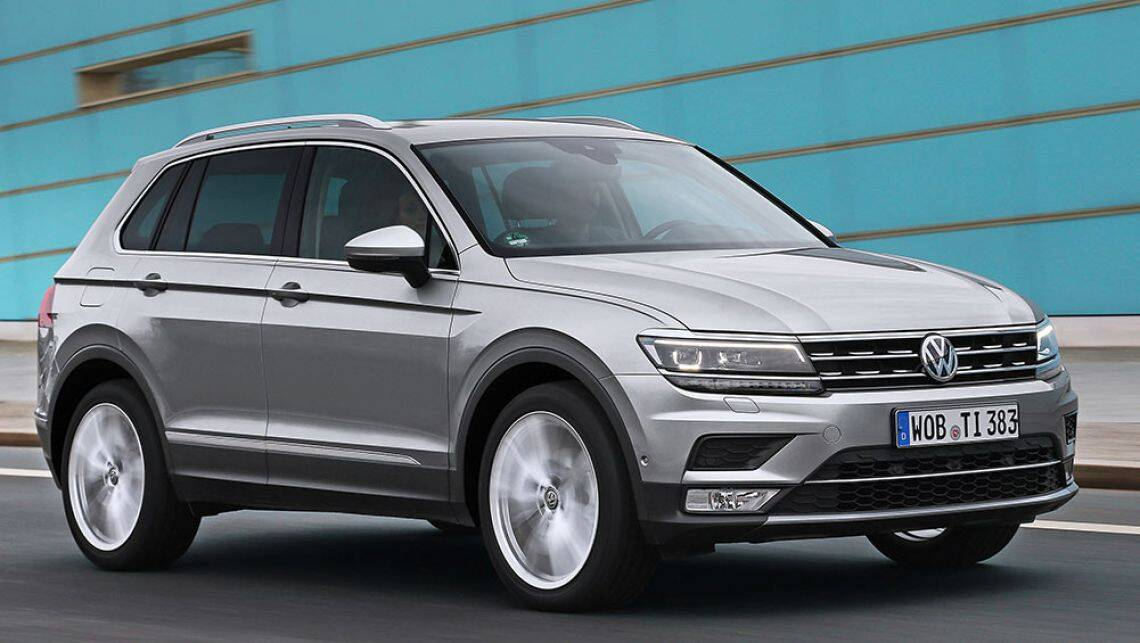 volkswagen tiguan 2016 new car sales price car news. Black Bedroom Furniture Sets. Home Design Ideas
