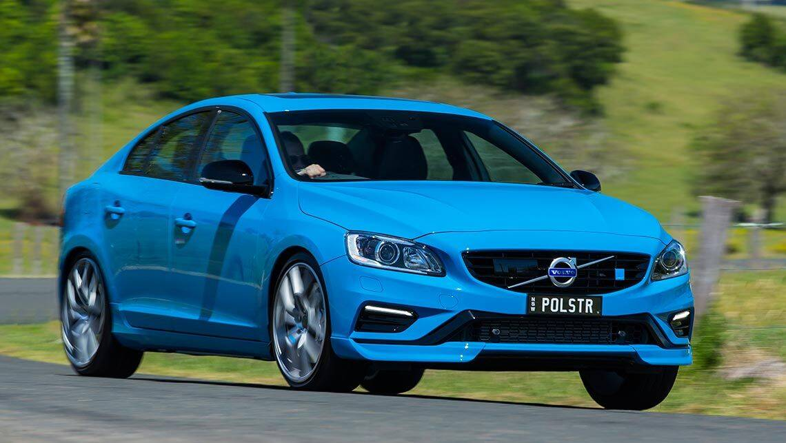 2014 volvo s60 polestar review carsguide. Black Bedroom Furniture Sets. Home Design Ideas