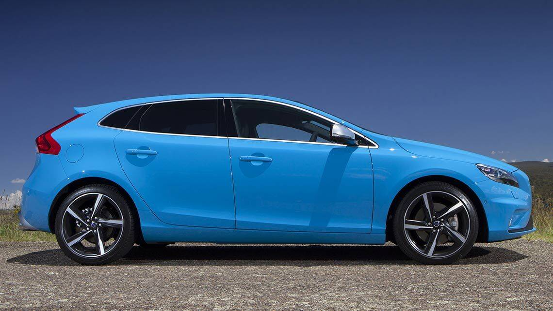 Volvo V40 T5 R Design Review 2014 Carsguide
