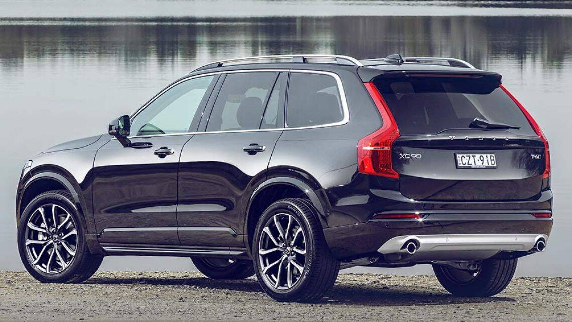 2015 Volvo XC90 T6 review | road test | CarsGuide