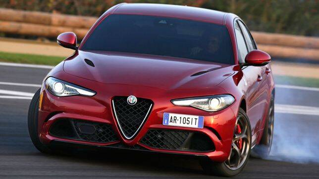 Perfect 2016 Alfa Romeo Giulia And Quadrifoglio Review  First