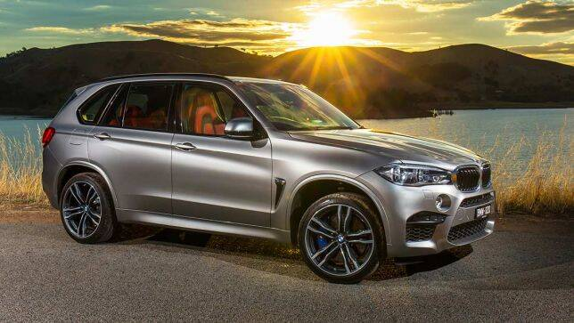 2015 bmw x5 m and x6 m review first drive carsguide. Black Bedroom Furniture Sets. Home Design Ideas