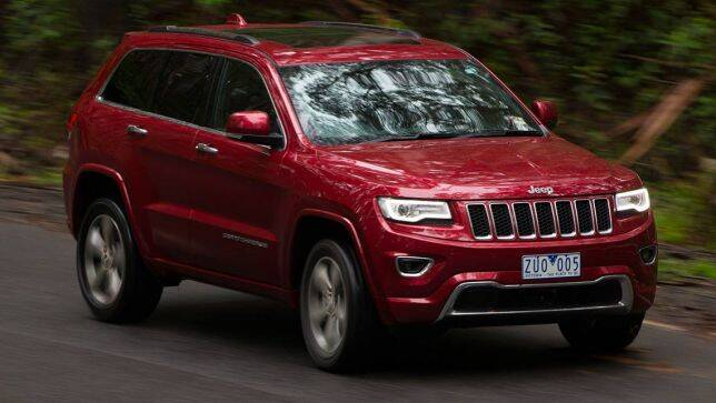 2014 jeep grand cherokee review carsguide. Cars Review. Best American Auto & Cars Review