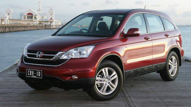 honda cr v used review 2007 2012 carsguide. Black Bedroom Furniture Sets. Home Design Ideas