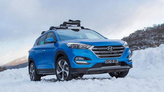 2015 hyundai tucson review first drive carsguide. Black Bedroom Furniture Sets. Home Design Ideas