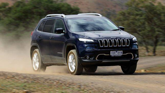 2014 jeep cherokee review carsguide. Black Bedroom Furniture Sets. Home Design Ideas
