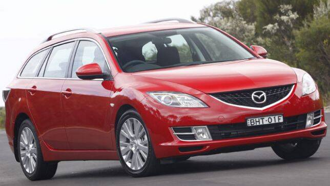 mazda6 diesel wagon review car reviews carsguide. Black Bedroom Furniture Sets. Home Design Ideas