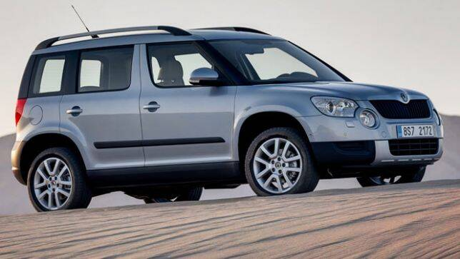 skoda yeti first drive and review carsguide. Black Bedroom Furniture Sets. Home Design Ideas