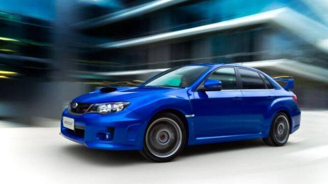 2010 subaru impreza sti spec r review carsguide. Black Bedroom Furniture Sets. Home Design Ideas