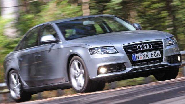 audi a4 3 0 tdi quattro review 2009 carsguide. Black Bedroom Furniture Sets. Home Design Ideas
